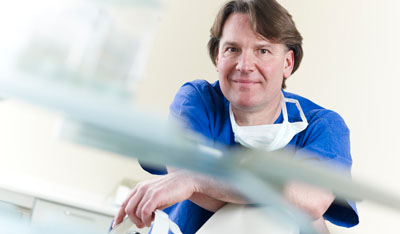 Wohlfühlen bei Zahnarzt Dr. Michael Geus