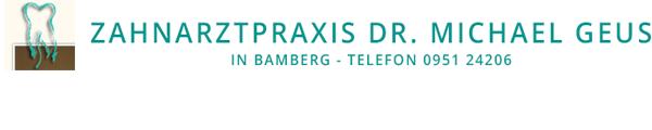 Zahnarzt Bamberg Dr. drs. Geus – Im Herzen von Bamberg